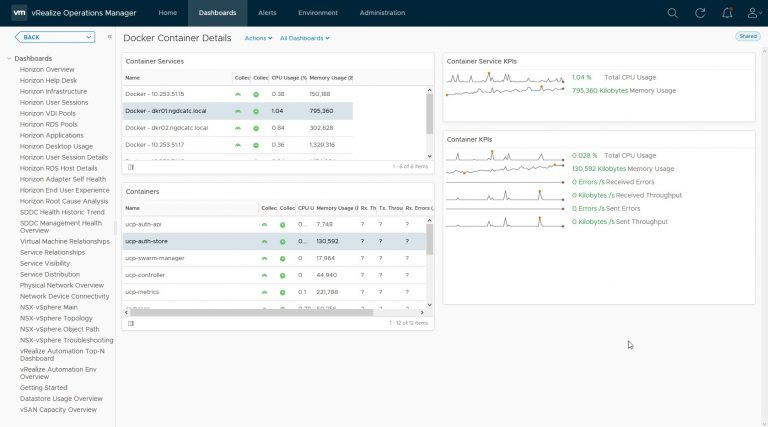 Exploring Containers with VMware vRealize - WWT