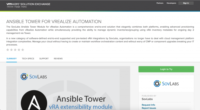 Choosing the Right vRealize Automation Extensibility Module