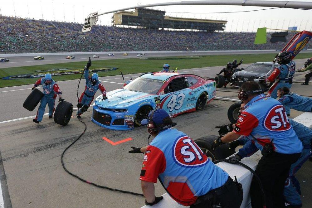 At Kansas Speedway in Kansas City, Kansas on May 12, 2018. CIA Stock Photo