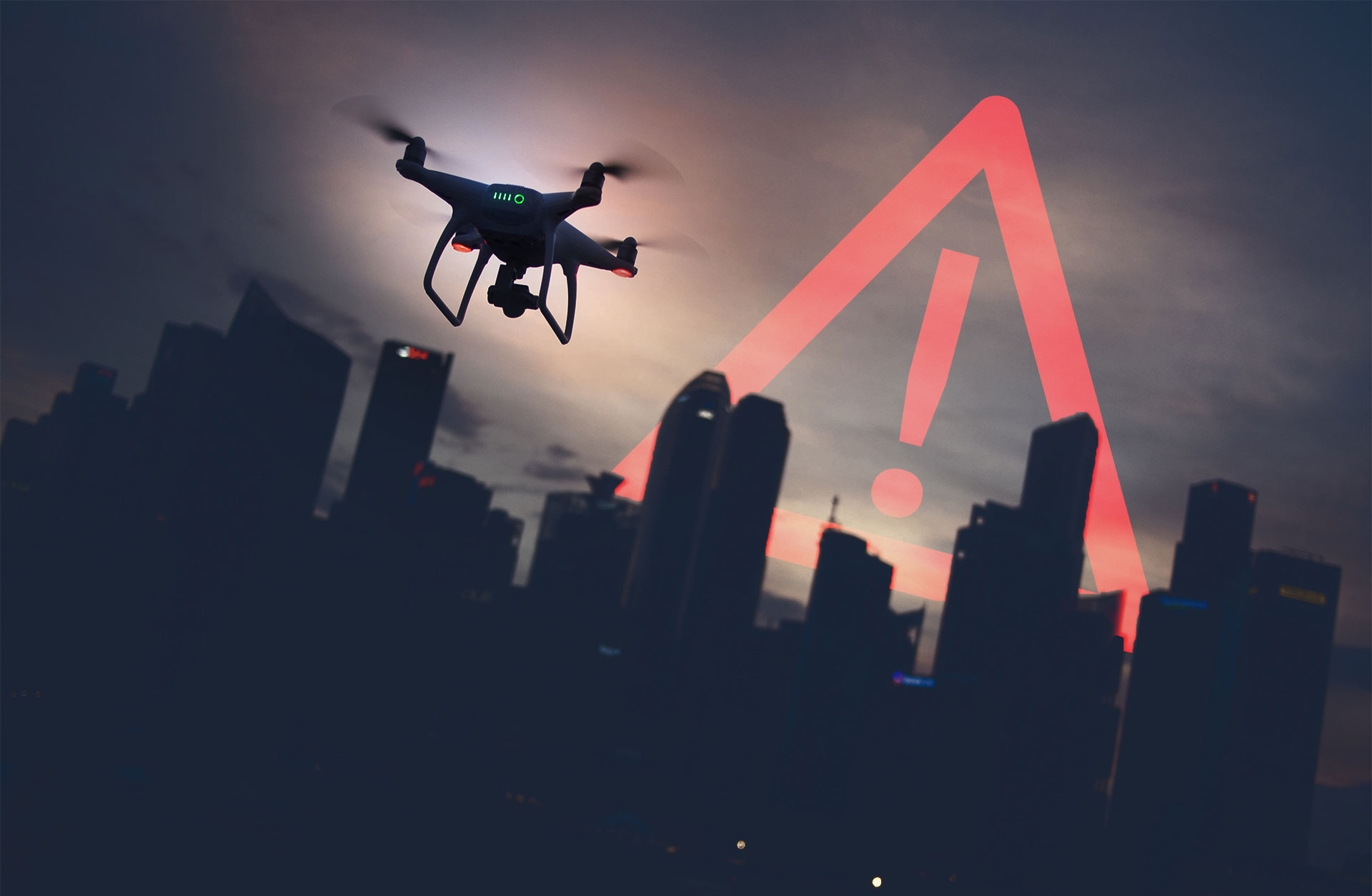 How to Protect Against Drone Threats - WWT