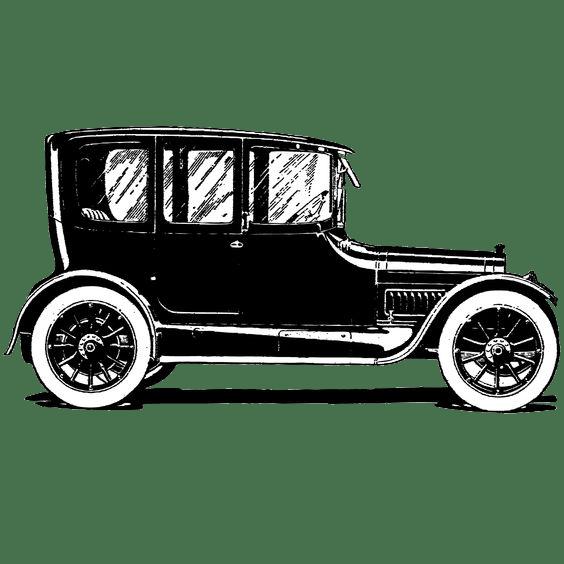 Model T sketch