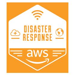 AWS Disaster Response graphic