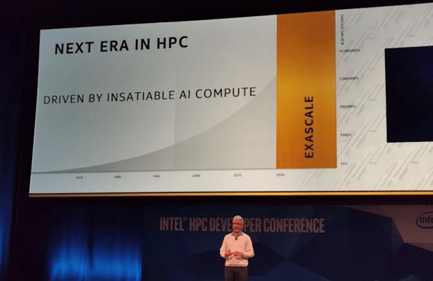 Keynote presentation from Raja Koduri of Intel