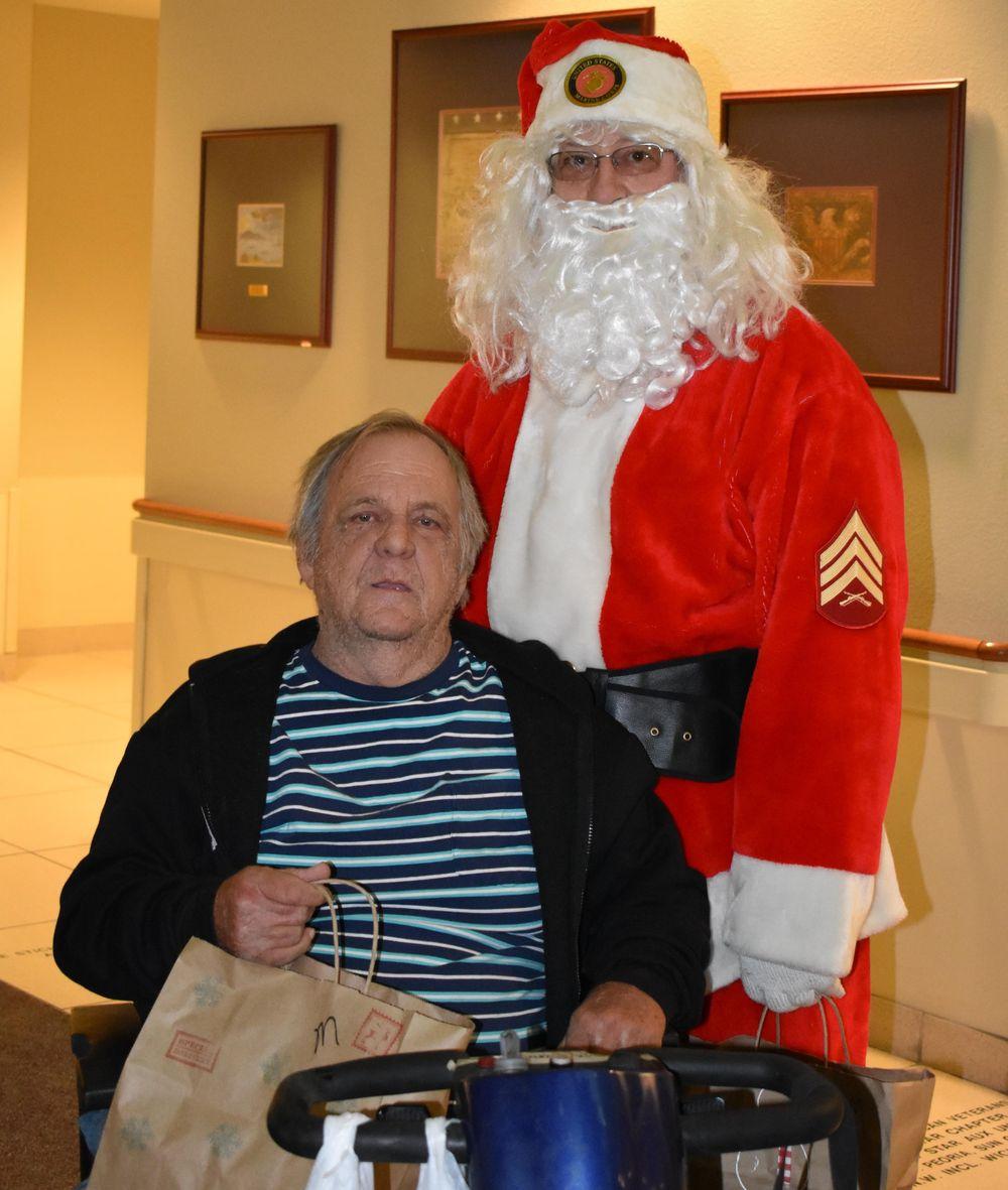 David McDonald as Santa