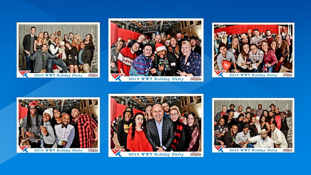 WWT GHQ Holiday Party