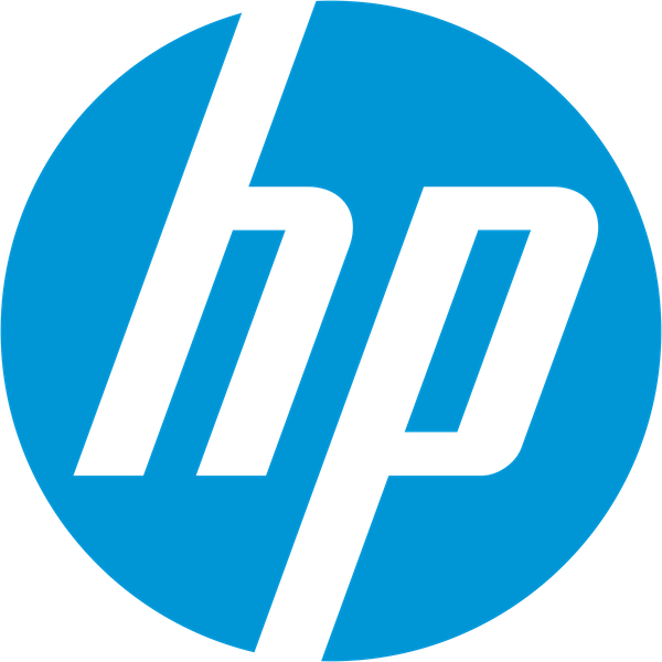 Logo for HP Inc. Authorized Reseller