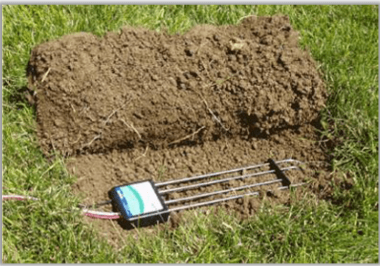 Soil sensor example