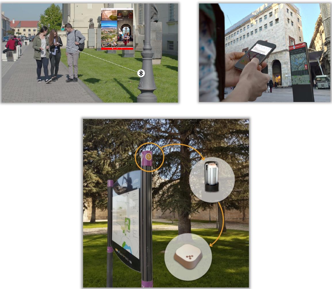 Kiosks, BLE and customer engagement