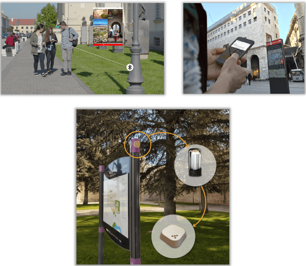 Kiosks, BLE and customer engagement