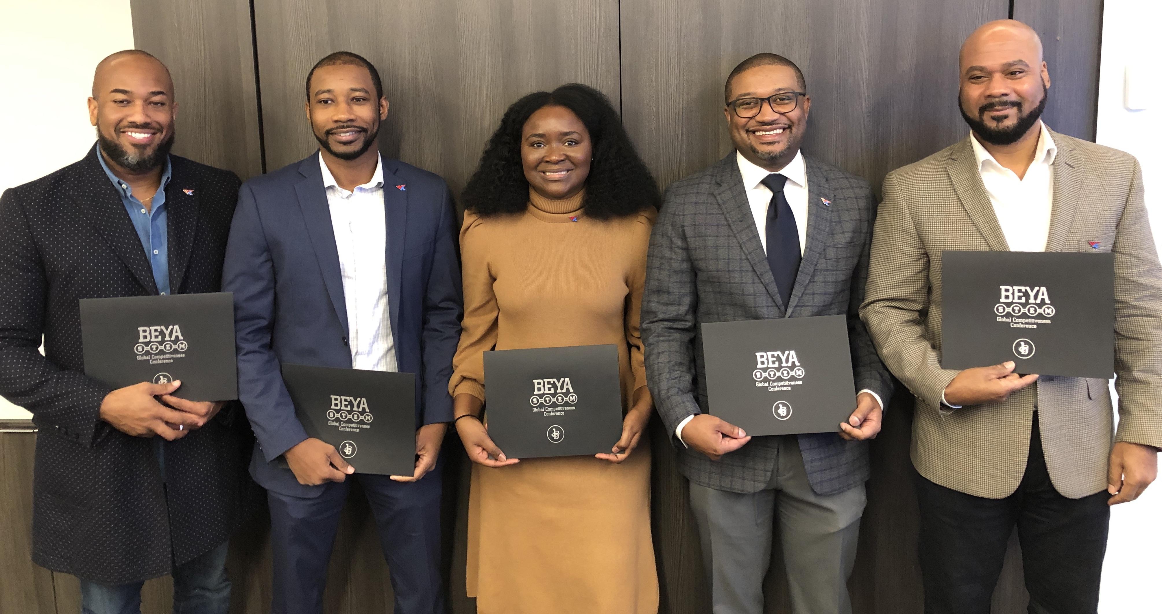 BEYA Award Winners