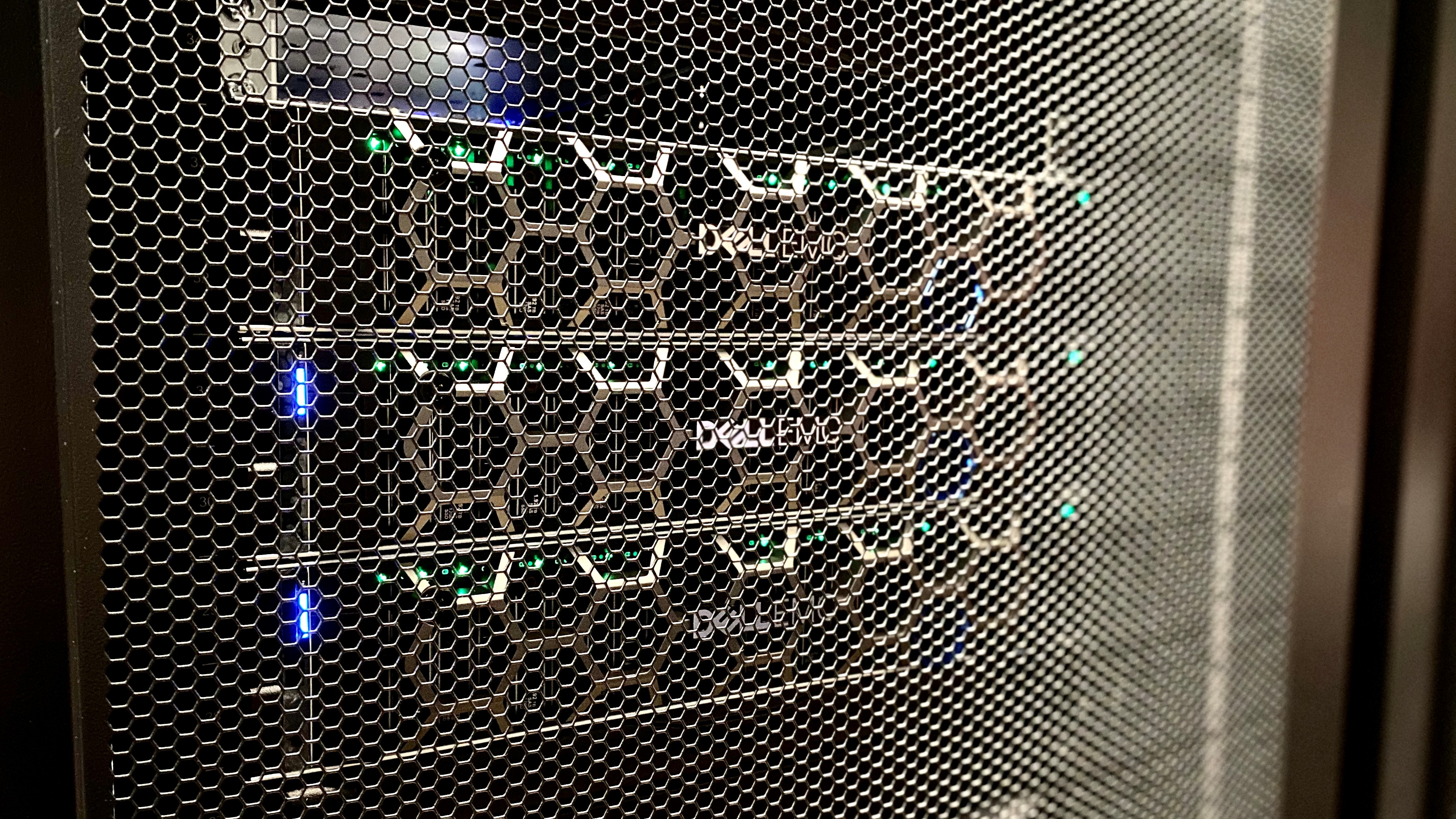 Dell EMC technology stack in WWT's Advanced Technology Center.
