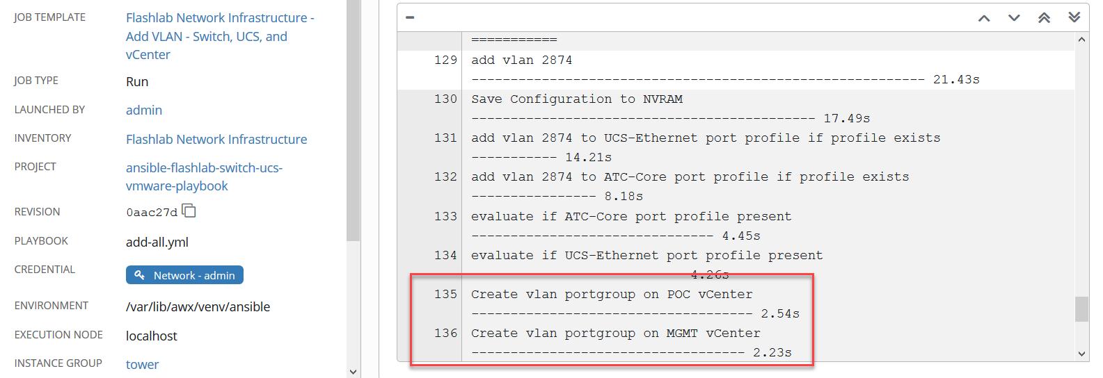 Add VLAN to vCenter