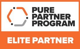 Pure Partner Program Elite Partner logo