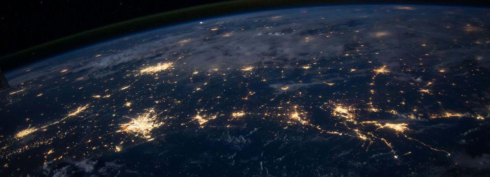 Lights on earth