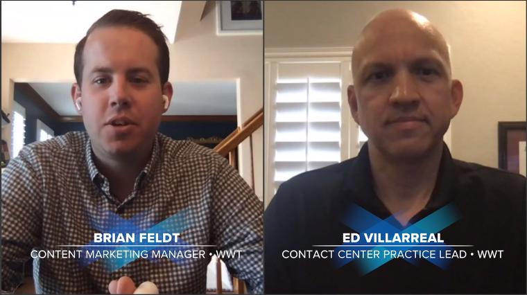 Brian Feldt and Ed Villarreal discuss home agents