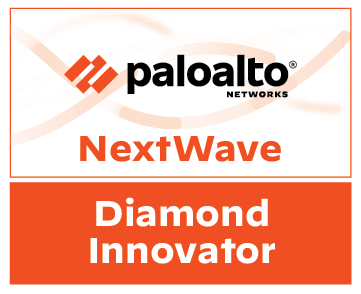 Logo for Palo Alto Networks Diamond Innovator Partner