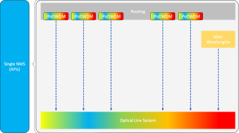 Packet and optical advancements