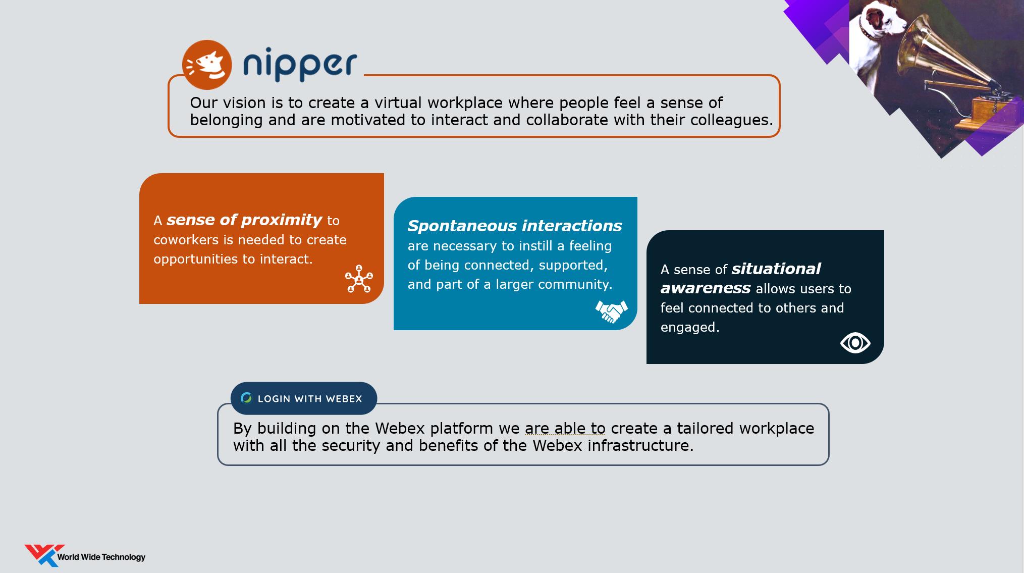Nipper and WWT