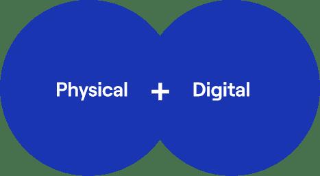 physical + digital