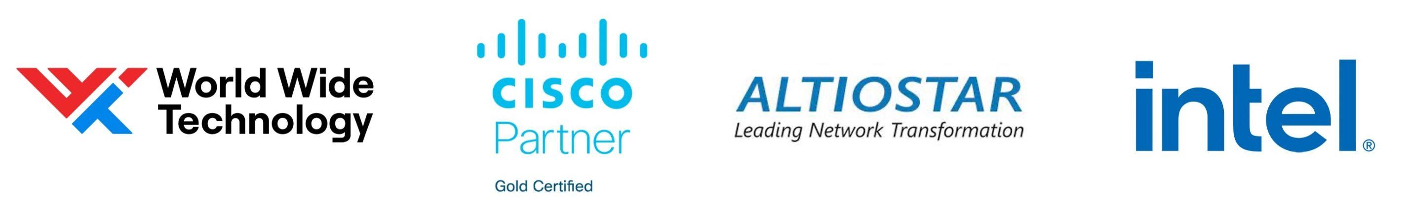 Open RAN partners WWT, Cisco, Altiostar and Intel