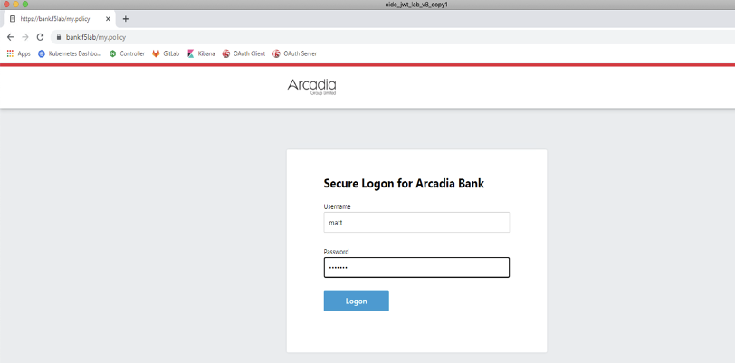 Redirect to Oauth server to grant access log in